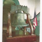 PA Philadelphia Liberty Bell Independence Hall Vintage Postcard