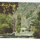 CA Alum Rock Park San Jose Vintage Postcard California