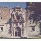 Mission San Jose San Antonio Texas Vintage Postcard