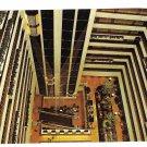 Hyatt Regency Hotel Milwaukee WI Atrium Vintage Postcard