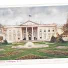 Washington DC White House Vtg UDB Foster and Reynolds Postcard ca 1905