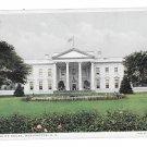 Washington DC White House Photostint Detroit Publishing Vintage Postcard