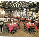 PA Philadelphia Old Original Bookbinders Restaurant Vtg Postcard