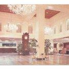 Monteleone Hotel New Orleans French Quarter Marble Lobby Vtg Postcard