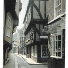 UK The Shambles York England Vtg Postcard 4X6
