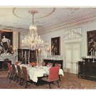 DuPont Estate Nemours Dining Room Wilmington DE Vtg Postcard