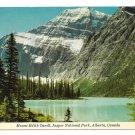 Canada Alberta Mount Edith Cavell Jasper National Park Vtg Postcard 4X6
