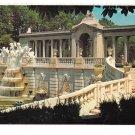 DuPont Estate Nemours Sunken Garden Wilmington DE Vtg Postcard