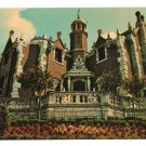 Walt Disney World Haunted Mansion Vtg Postcard