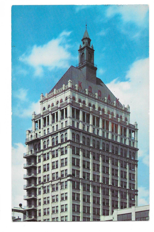 NY Rochester Eastman Kodak Office Building Vtg Postcard