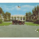 James Melton Autorama Hypoluxo FL Oldsmobile Limited Vtg Postcard