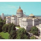 PA Harrisburg State Capitol Buildings Vtg Postcard