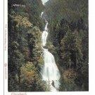 Switzerland Alps Geissbach Falls Waterfall Vintage UDB Postcard