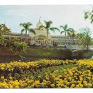 Walt Disney World Crystal Palace Restaurant Vintage Postcard FL