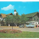 Frankenmuth Bavarian Inn Michigan Restaurant Vtg 1974 Postcard
