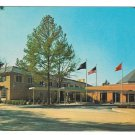 VA Williamsburg Lodge Vintage Motel Hotel Postcard