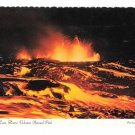 Hawaii Volcanos National Park Vtg Postcard River of Lava 4X6