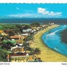 Malibu Beach Movie Colony California 4X6 Vintage Postcard
