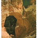 Utah Natural Bridge Bryce Canyon National Park Postcard 4X6