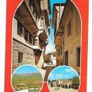 Macedonia Ohrid Multiview Vintage 4X6 Postcard Yugoslavia Jugoslavia