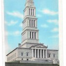 George Washington Masonic National Monument Alexandria VA Postcard