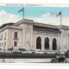 Washington DC Pan American Union Building Vintage Postcard