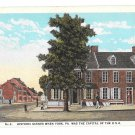 York PA Historic Scene No. 3 U S Treasury Building Vintage Postcard