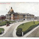 MA Boston State House Vtg UDB Bosselman Postcard ca 1905