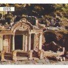 Turkey Efes Ephesus Hadrian Temple Arcadian Street Vintage Postcard 4X6