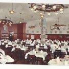 PA Philadelphia Bookbinders Restaurant Interior Vintage Postcard