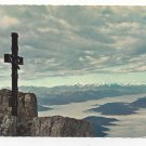 Austria Alps Dachstein Gipfel Grossglockner Mountains Shrine Postcard 4X6