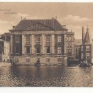 Netherlands Holland Gravenhage Mauritshuis Hague Art Museum Postcard