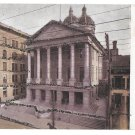 York PA County Court House Glitter Vntg UDB Postcard