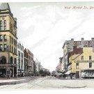 York PA Rupp Schmidt Building West Market Street Vintage Wheelock Postcard