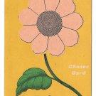 Your Future Novelty Change Postcard Lift Petals Fortune Vintage 1908