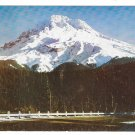 Oregon Mt Hood from the Loop Highway Vintage Postcard Mike Roberts