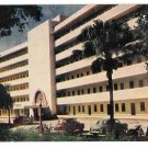 India New Delhi Hotel Janpath Vintage Postcard 1963