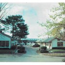 Ames Tourist Court Iowa Vintage Motel Motor Court Postcard