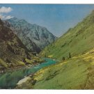 Idaho Hell's Canyon Gorge Snake River South End Vintage Postcard Mike Roberts