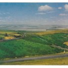 Blue Mountains Emigrant Hill Old Oregon Trail Vintage Mike Roberts Postcard