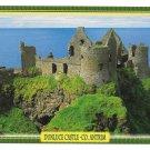 Ireland Aantrim Dunluce Castle Vintage John Hinde Postcard 4X6 Postcard 4X6