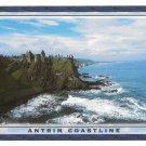 Ireland Antrim Coastline Dunluce Castle John Hinde Postcard 4X6