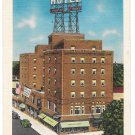 NY White Plains Roger Smith Hotel Vintage Linen Postcard
