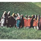 Afghanistan Nangarhari Nomad Children Vintage Postcard 4X6