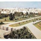 Tunisia Tunis Park Garden Jardin Habib Thameur 1965 Postcard 4X6