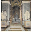 Italy Roma Scala Santa Holy Staircase Vintage Postcard