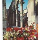 Croatia Split Hotel Peristil Diocletian Palace Vintage Postcard 4X6