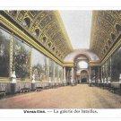 France Versailles Palace Galerie des Batailles Gallery of Battles Vntg Postcard