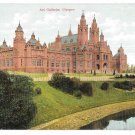 UK Scotland Glasgow Art Galleries Vintage F Bauermeister Quality Series Postcard