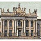 Italy Rome Basilica S Giovanni in Laterano Cathedral Vintage Postcard Alterocca Terni